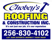 Chobey\'s Roofing & Construction, Inc.