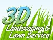 3D Landscaping & Lawn Service